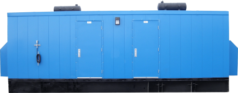 Industrial Enclosure – with support base