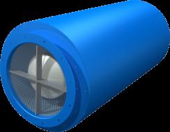 Circular Inlet/Discharge