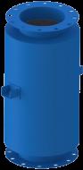VCOS – Vertical Cylindrical Outlet Silencer